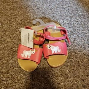 Gymboree size 9 sandals